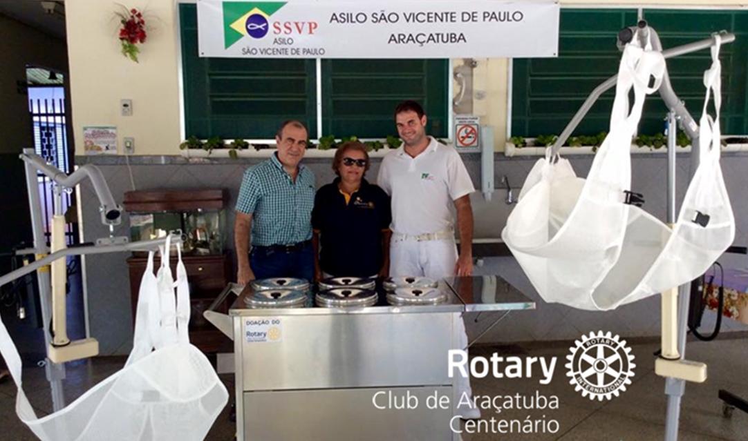Doação de equipamentos para o Asilo São Vicente de Paulo (2)