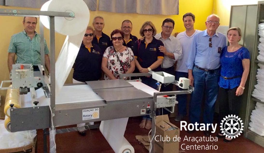 Doação de equipamentos para o Asilo São Vicente de Paulo (3)